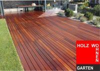 Mukulungu (Afri Kulu) Terrassendielen, 25*140 mm, KD, glatt/glatt