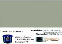 VARMGRÄ | Jotun DEMIDEKK Ultimate Täckfärg | Holzfarbe