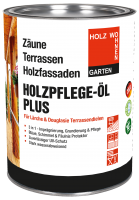 Holzpflegeöl PLUS für Nadelholz NATURGETÖNT