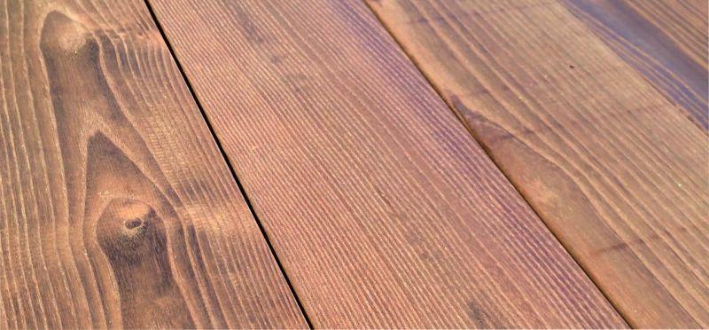 Thermoesche Terrassendielen Holz Wohnen Gartende