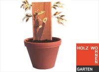 Plantagenholz / FSC-Zertifiziert.