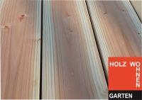 Terrassenholz Douglasie A-Sortierung; 26 x 140 mm;