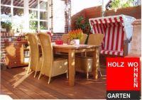 Terrassendiele Bangkirai, Terrassenholz A-Sortierung 40 x 145 mm