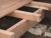Terrassenholz Douglasie. 40 x 230 mm. A-Sortierung