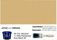 DEMIGUL | Jotun DEMIDEKK Ultimate Täckfärg | Holzfarbe