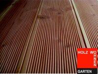 Terrassenholz Douglasie A-Sortierung; 40 x 140 mm;