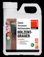 Terrassenholzreiniger & Holzentgrauer