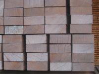 Bongossi Schnittholz, sägerauh, 50*100 mm