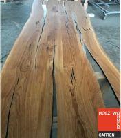 Eichen-Tischplatten, Epoxy